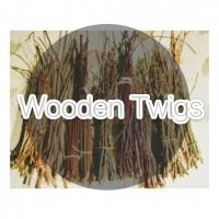 Wooden twigs