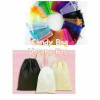 Candy bag, Uncang