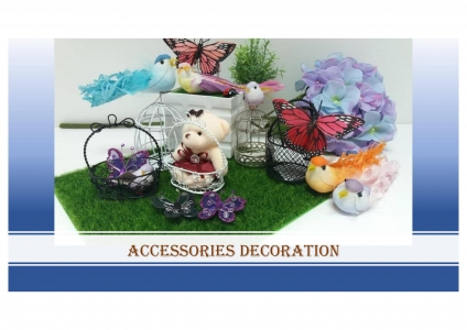 Accesories Decoration