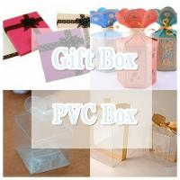 Gift box, PVC box
